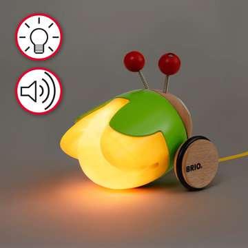 63025500 Baby und Vorschule Nachzieh-Glühwürmchen mit Licht und Sound von Ravensburger 4