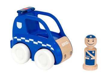 63037700 Baby und Vorschule My Home Town Polizei-Flitzer mit Licht & Sound von Ravensburger 2