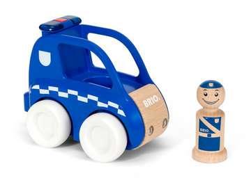 63037700 Baby und Vorschule My Home Town Polizei-Flitzer mit Licht & Sound von Ravensburger 3
