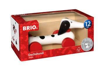 63040400 Baby und Vorschule Nachzieh-Dalmatiner von Ravensburger 1