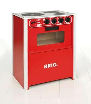 63135500 Rollenspielzeug BRIO Herd, rot von Ravensburger 2