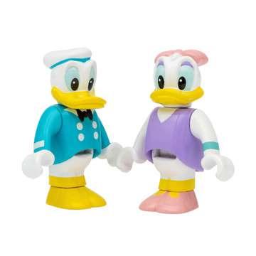 63226000 BRIO Eisenbahn Donald & Daisy Duck Zug von Ravensburger 7