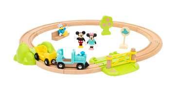 63227700 BRIO Eisenbahn BRIO Micky Maus Eisenbahn-Set von Ravensburger 3