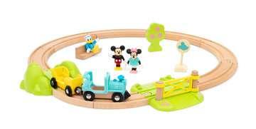 63227700 BRIO Eisenbahn BRIO Micky Maus Eisenbahn-Set von Ravensburger 4