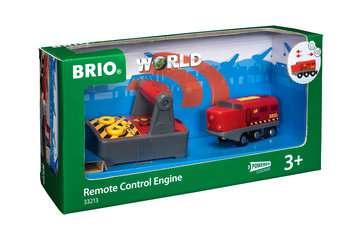 63321300 BRIO Eisenbahn IR-Frachtlok von Ravensburger 1