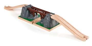 63339100 BRIO Eisenbahn Einsturzbrücke von Ravensburger 2