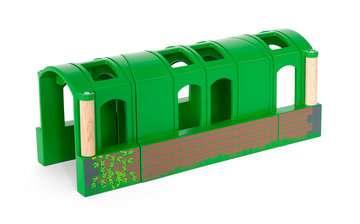 63370900 BRIO Eisenbahn Flexibler Tunnel von Ravensburger 3