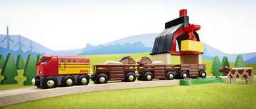 63371900 BRIO Eisenbahn BRIO Bahn Bauernhof Set von Ravensburger 11