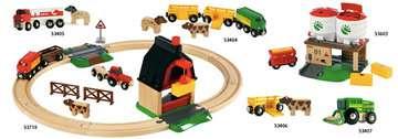 63371900 BRIO Eisenbahn BRIO Bahn Bauernhof Set von Ravensburger 6