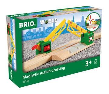 63375000 BRIO Eisenbahn Magnetische Kreuzung von Ravensburger 1