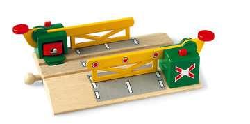 63375000 BRIO Eisenbahn Magnetische Kreuzung von Ravensburger 2