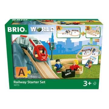 63377300 BRIO Eisenbahn BRIO Eisenbahn Starter Set A von Ravensburger 1
