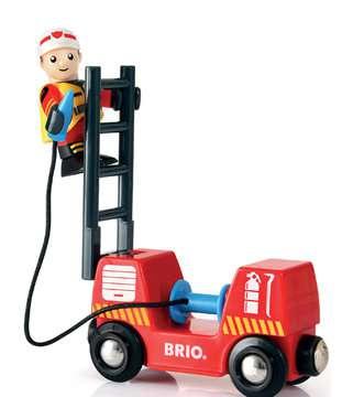 63381500 BRIO Eisenbahn BRIO Bahn Feuerwehr Set  TV Artikel von Ravensburger 9