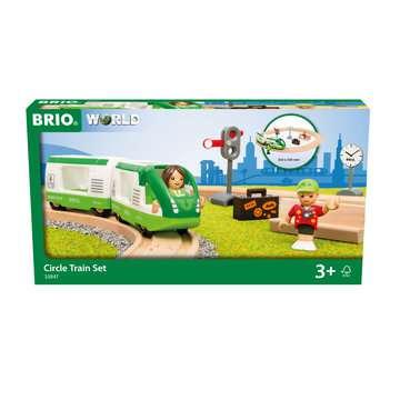 Circuit Voyageur BRIO;BRIO Trains - Image 1 - Ravensburger