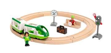 Circuit Voyageur BRIO;BRIO Trains - Image 3 - Ravensburger