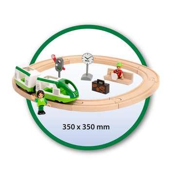 Circuit Voyageur BRIO;BRIO Trains - Image 8 - Ravensburger