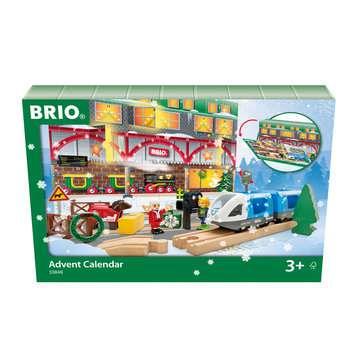 63384800 BRIO Eisenbahn BRIO Adventskalender 2020 von Ravensburger 1