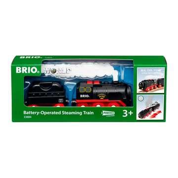Locomotive à piles à vapeur BRIO;BRIO Trains - Image 1 - Ravensburger