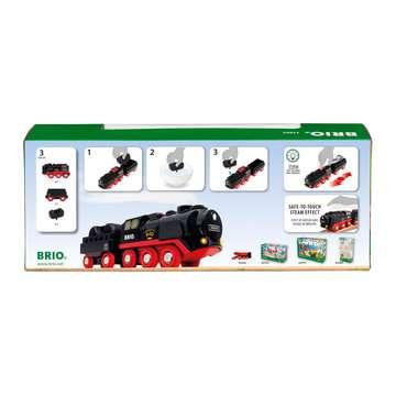 Locomotive à piles à vapeur BRIO;BRIO Trains - Image 2 - Ravensburger