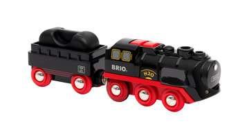 Locomotive à piles à vapeur BRIO;BRIO Trains - Image 3 - Ravensburger