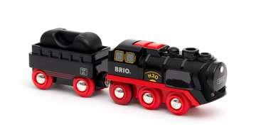 Locomotive à piles à vapeur BRIO;BRIO Trains - Image 4 - Ravensburger