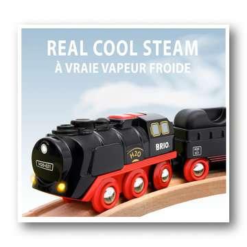 Locomotive à piles à vapeur BRIO;BRIO Trains - Image 5 - Ravensburger