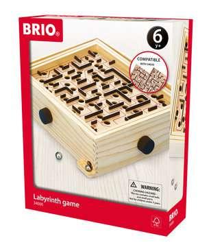 63400000 BRIO Spiele Labyrinth von Ravensburger 1