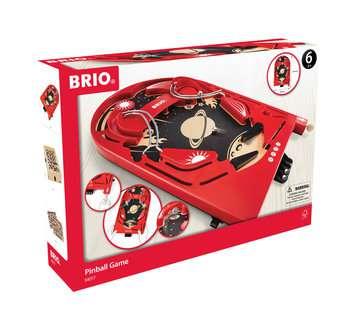 63401700 BRIO Spiele Holz-Flipper Space Safari von Ravensburger 1