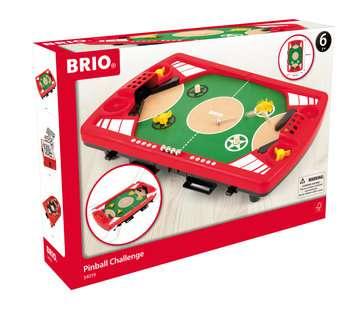 63401900 BRIO Spiele Tischfußball-Flipper von Ravensburger 1