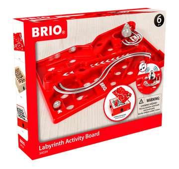 63403400 BRIO Spiele Labyrinth Activity Board von Ravensburger 1
