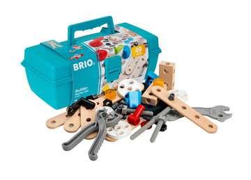 Boite à Outils Builder 49 Pièces BRIO;BRIO Builder - Image 2 - Ravensburger