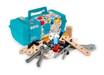 Boite à Outils Builder 49 Pièces BRIO;BRIO Builder - Image 3 - Ravensburger