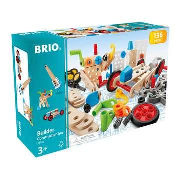 63458700 BRIO Builder Builder Box 135tlg. von Ravensburger 1