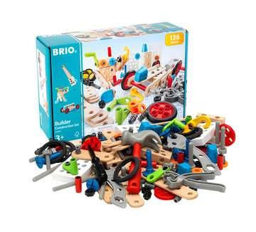 63458700 BRIO Builder Builder Box 135tlg. von Ravensburger 2