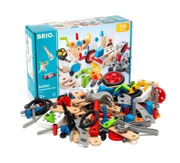 63458700 BRIO Builder Builder Box 135tlg. von Ravensburger 3