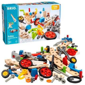 63458700 BRIO Builder Builder Box 135tlg. von Ravensburger 4