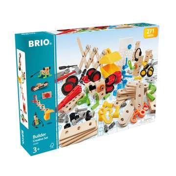 63458900 BRIO Builder Builder Kindergartenset 271tlg. von Ravensburger 1