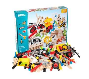 63458900 BRIO Builder Builder Kindergartenset 271tlg. von Ravensburger 2