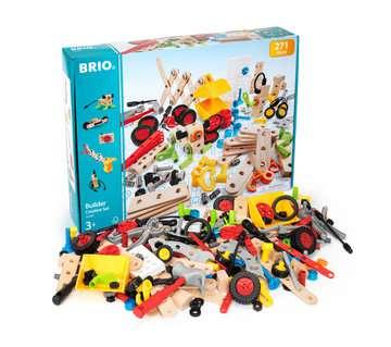 63458900 BRIO Builder Builder Kindergartenset 271tlg. von Ravensburger 4