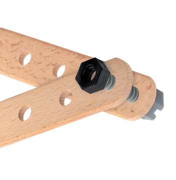 63458900 BRIO Builder Builder Kindergartenset 271tlg. von Ravensburger 10