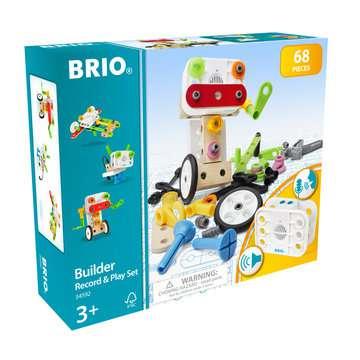 Coffret Builder et Enregistreur de voix 68 Pièces BRIO;BRIO Builder - Image 1 - Ravensburger