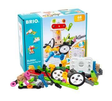 Coffret Builder et Enregistreur de voix 68 Pièces BRIO;BRIO Builder - Image 4 - Ravensburger