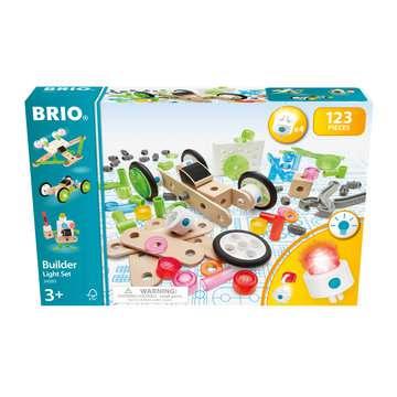 63459300 BRIO Builder Builder Licht-Konstruktionsset, 120tlg von Ravensburger 1
