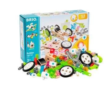 63459300 BRIO Builder Builder Licht-Konstruktionsset, 120tlg von Ravensburger 4