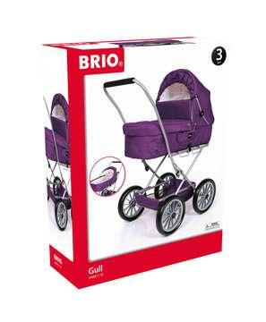 63891110 Rollenspielzeug BRIO Puppenwagen Klassik, violett von Ravensburger 1