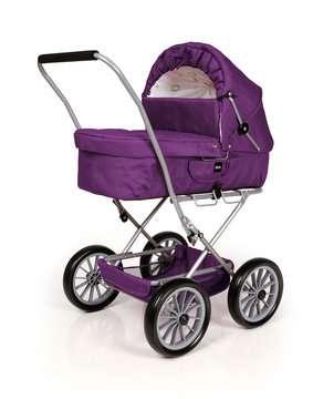 63891110 Rollenspielzeug BRIO Puppenwagen Klassik, violett von Ravensburger 2