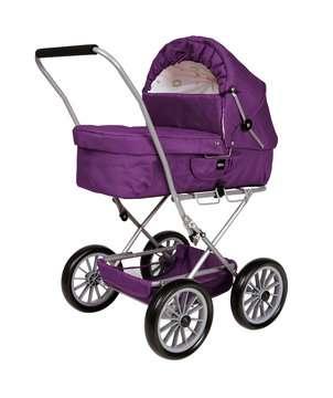 63891110 Rollenspielzeug BRIO Puppenwagen Klassik, violett von Ravensburger 3