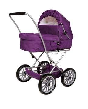 63891110 Rollenspielzeug BRIO Puppenwagen Klassik, violett von Ravensburger 4