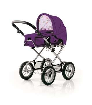 63891310 Rollenspielzeug BRIO Puppenwagen Combi, violett von Ravensburger 2