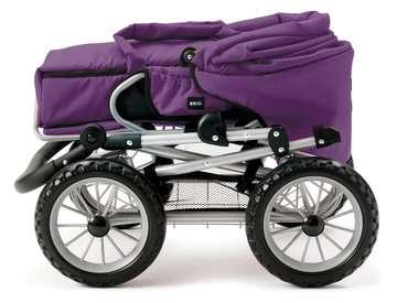 63891310 Rollenspielzeug BRIO Puppenwagen Combi, violett von Ravensburger 3